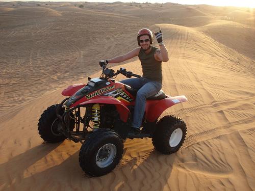 Quad deserto