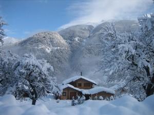 chalet privato montagna