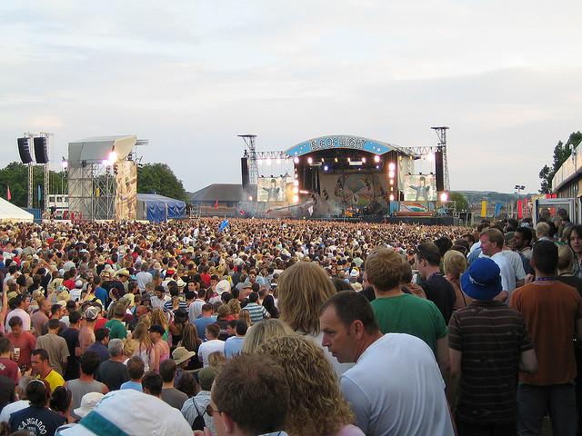 Isle of Wight festival europei