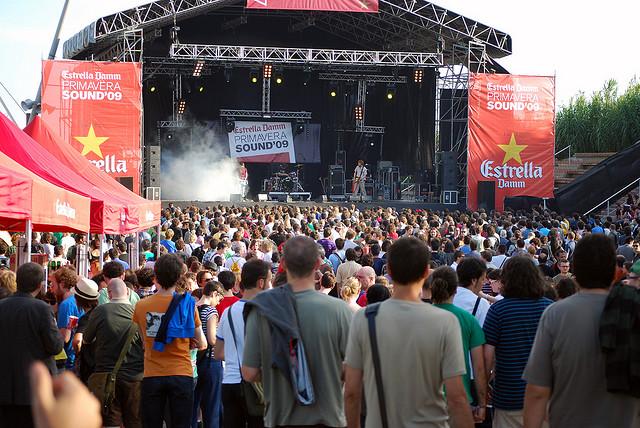 Primavera Sound Barcellona festival europei