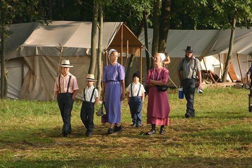 Luoghi fuori dal tempo Amish Ohio