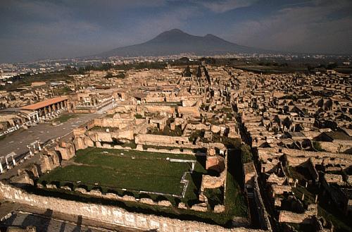 Luoghi fuori dal tempo Pompei