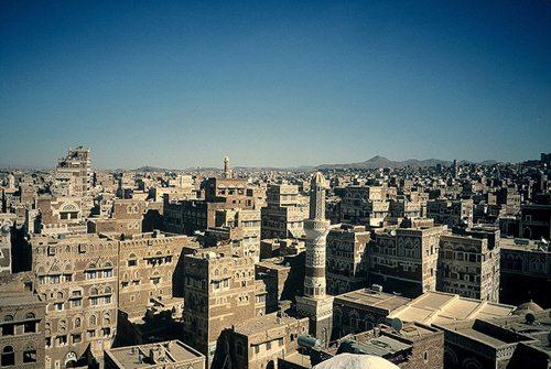 Luoghi fuori dal tempo Sana'a