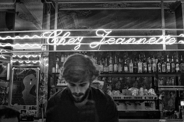 Guida bar Parigi Chez jeannette