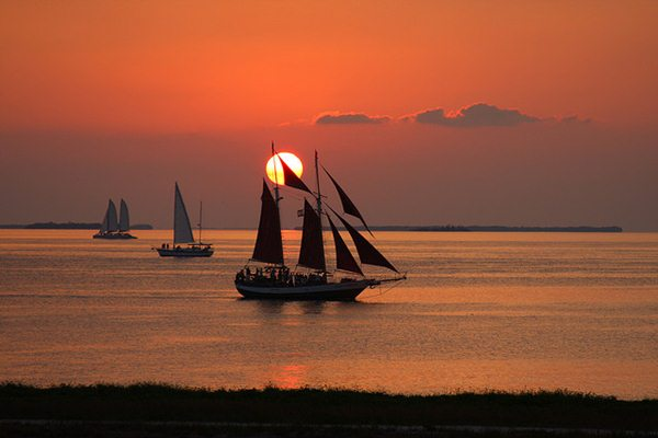 key west tramonto