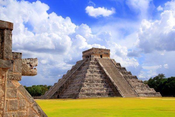 Cichen Itza Messico