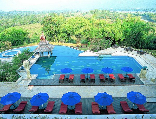 Golden Triangle Resort piscina