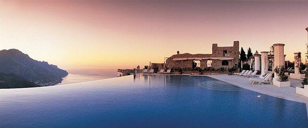 Hotel Caruso Belvedere piscina