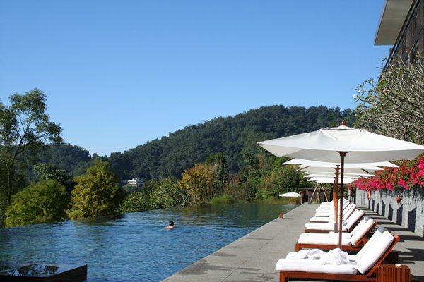 Lalu Taiwan piscina