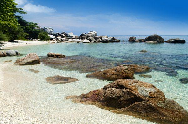 Del Faro Bandiera La Playa Del Sol