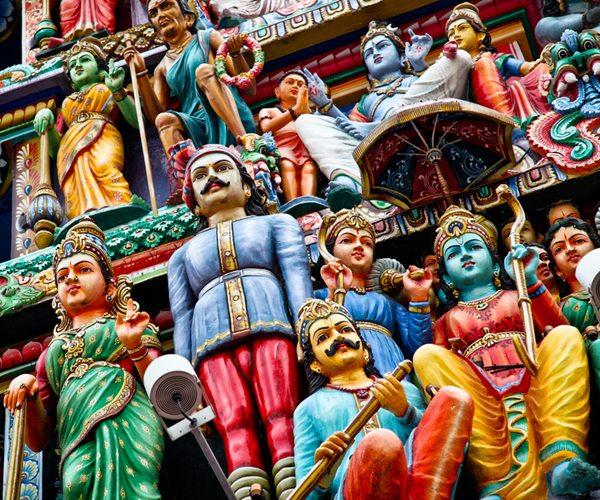tempio Vaithiswarankoil