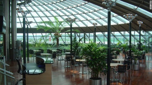 Swiss Lounge, Fribourg Airport