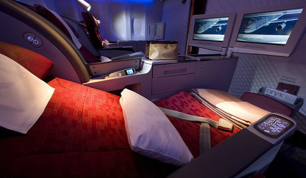 Qatar Airways intrattenimento