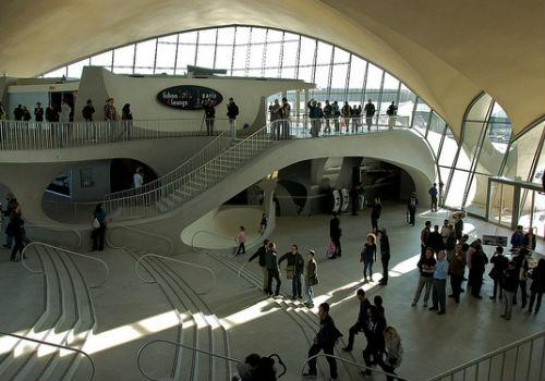 Aeroporto New York Jfk : Gli aeroporti più belli del mondo