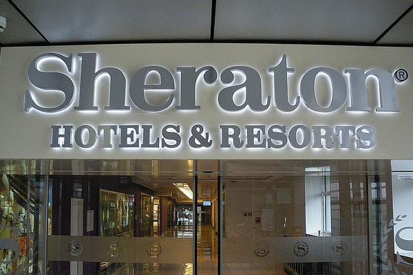 sheraton Francoforte