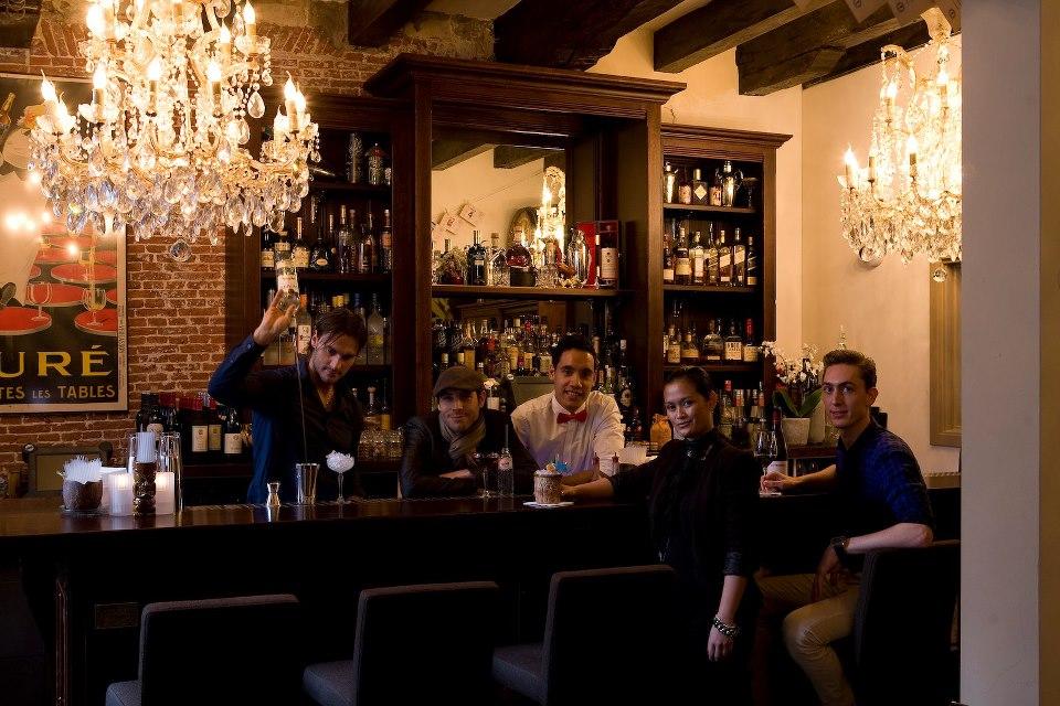 I migliori bar del mondo for Amsterdam migliori ristoranti