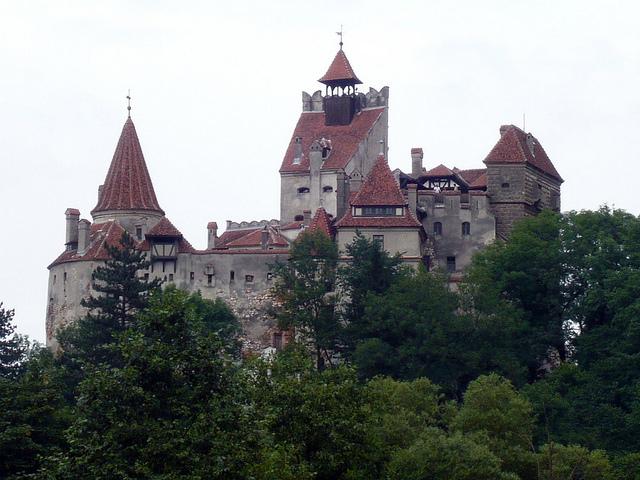 castello dracula