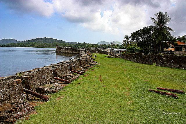 fortificazioni Panama