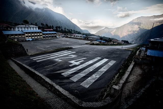 lukla aeroporto