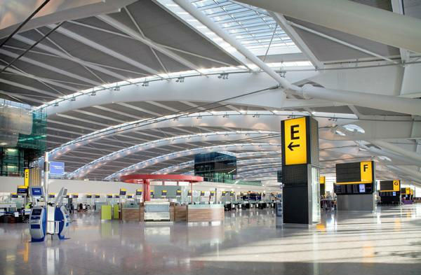 heathrow aeroporto