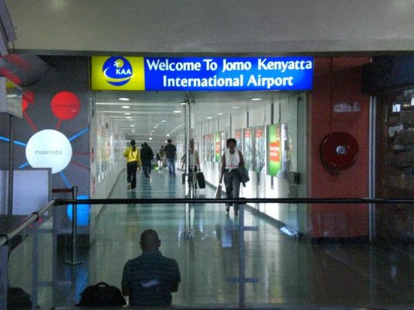 nairobi aeroporto