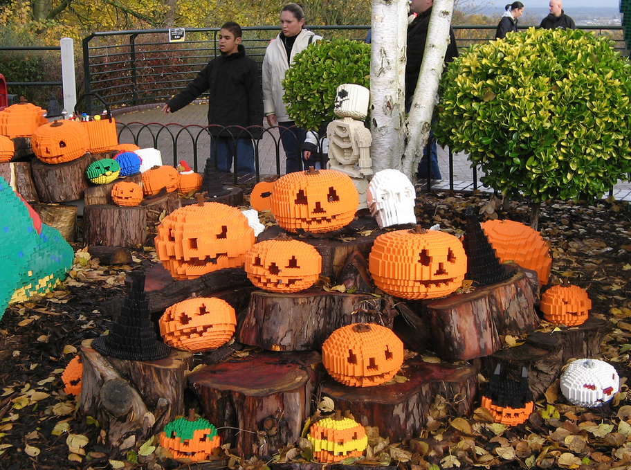 Legoland Windsor Halloween