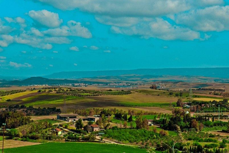 Marmilla-Barumini-Sardegna
