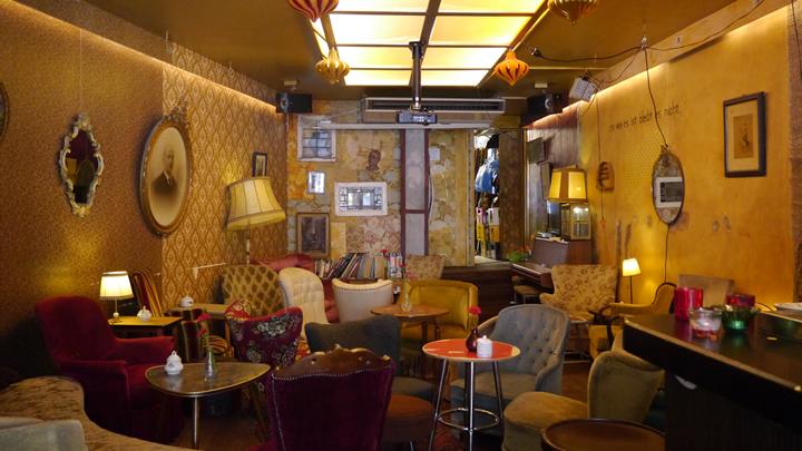 Café Brecht Amsterdam