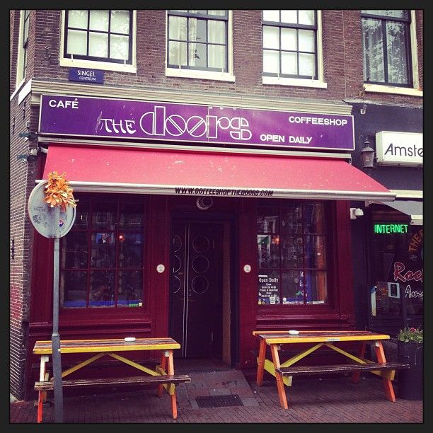 the doors amsterdam