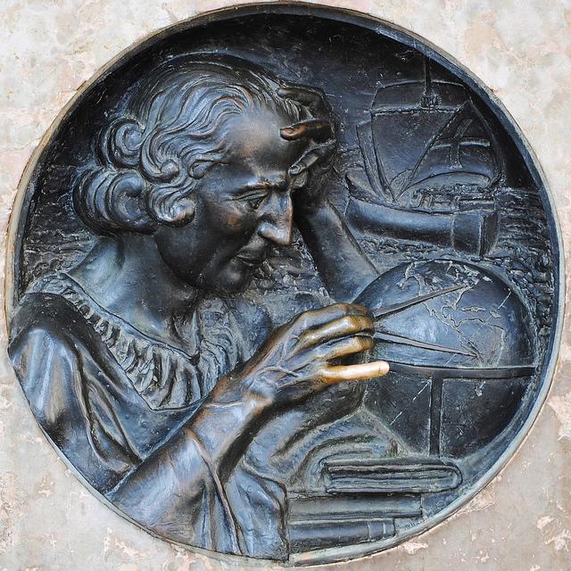 Medaglione di bronzo Torino