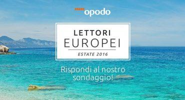 Torna il sondaggio di Opodo: cosa leggete in vacanza?