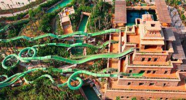 Incredibili Parchi Acquatici in giro per il mondo